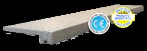 Copertine Ribassate Balconi - Pietra marmo granito - Roi Graniti Group - Giaveno Torino prodotto brevettato
